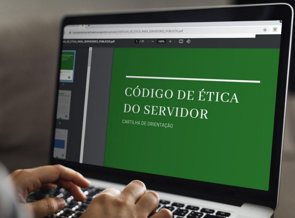 Prefeitura disponibiliza cartilhas sobre código de ética e integridade na gestão pública