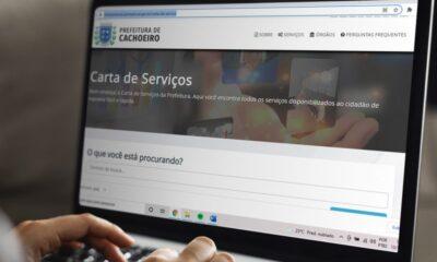 Prefeitura de Cachoeiro lança guia on line dos serviços municipais